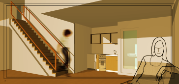 Interior Lay out